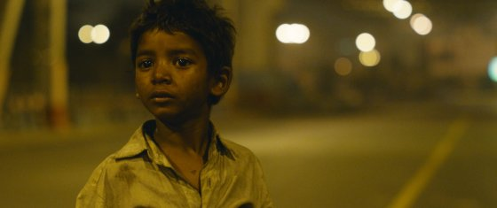Sunny Pawar stars in LION  Photo: Courtesy of The Weinstein Company